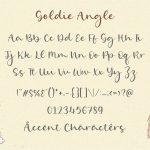 Goldie Angle 6