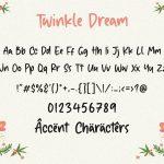 Twinkle Dream 6