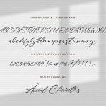 Gustavo Eastwood Handwritten Script Font6