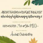 Perfect Island Modern Handwritten Font6
