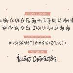 Tropicale Modern Handwritten Font6